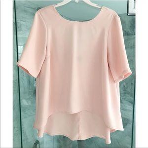 Pink Topshop Blouse